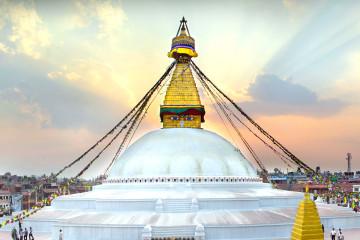 Boudhhanath Stupa